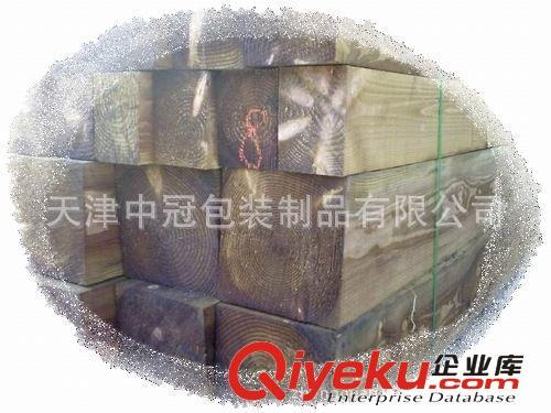 供应 加工定制 防腐枕木 吊车枕木 铁路枕木 煤矿枕