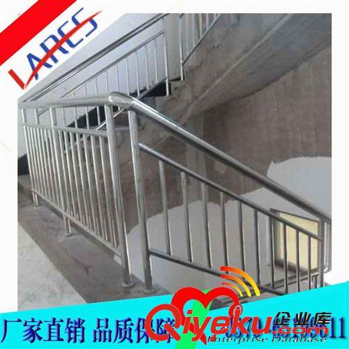 厂家长期批发定制不锈钢楼梯扶手 可移动隔离栏 水池护栏(图)