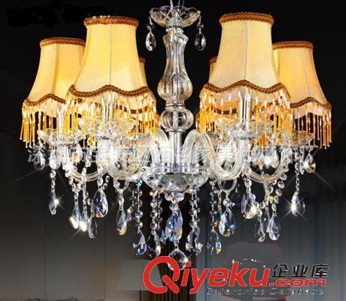 厂家批发 现代欧式水晶吊灯 科朗照明 客厅吊灯 led楼道灯