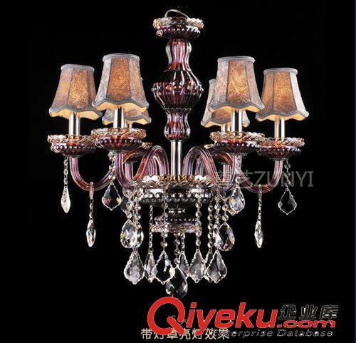 室内照明灯具 水晶吊灯