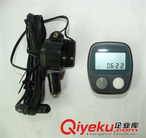 自行车测速器防水里程表码表配件 山地车里程计数器装备