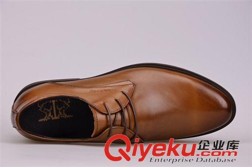 镇店之宝 广东皮鞋鹤山鞋厂直供商务皮鞋正装皮鞋 高档舒适软底改色