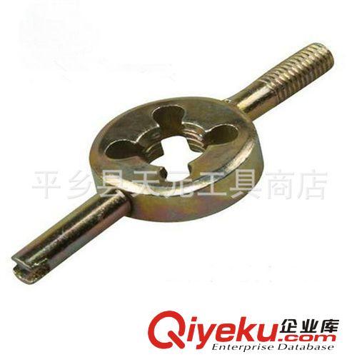 气门芯扳手钥匙山地摩托电动自行车开丝内胎气门嘴漏气调节(图)