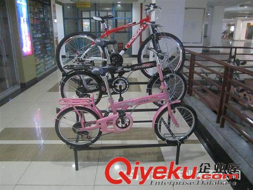 【自行车展示架 停车架//台阶展示架】自行车展示架