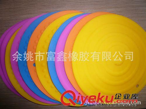 厂家直销圆形硅胶锅垫