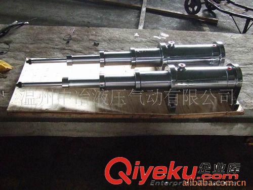 多级伸缩液压缸 供应多级液压缸图片
