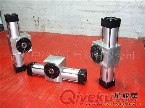 供应qgk摆动气缸 ,旋转式摆动气缸