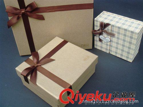 工艺盒,礼品盒,包装盒 提供金色纹理锻带多用途大小礼盒 饰品盒(图)