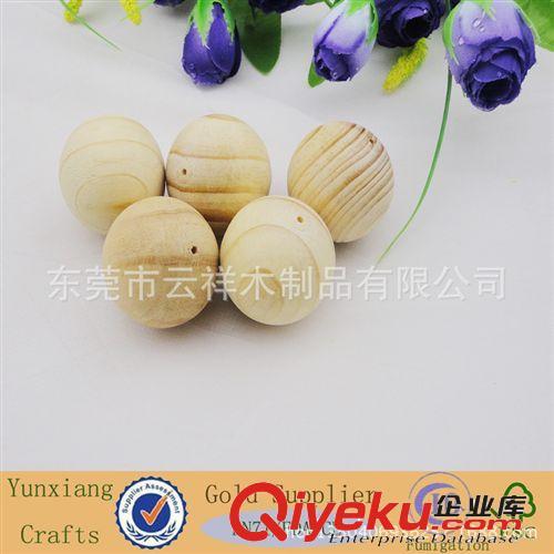 木制鸡蛋 木球 木珠 供应天然松木木球,纹路清晰,装饰佳品