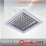 LED 厨卫灯/平板灯 led厨卫灯节能灯6w吸顶灯 集成吊顶嵌入式厨房浴室灯具