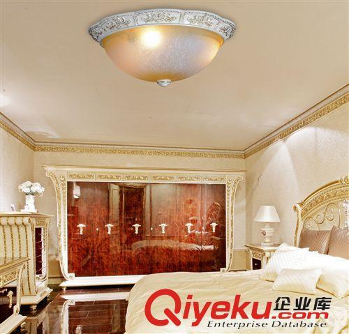欧式卧室灯 儿童房间公主房led灯具
