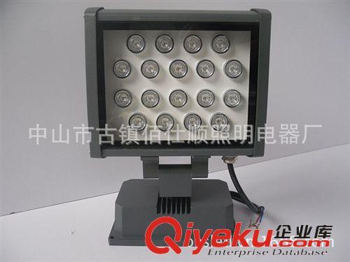 LED投光灯 佰仕顺18W投光灯 大功率LED投光灯 工程射灯 生产厂家