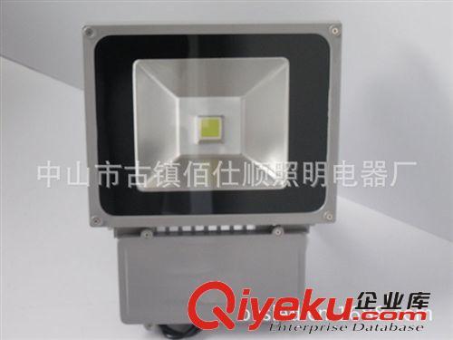 LED投光灯 佰仕顺100W投光灯 LED投光灯 100W泛光灯 厂家生产大功率投光灯
