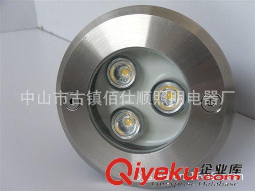 LED埋地灯 佰仕顺3W埋地灯 LED埋地灯 七彩埋地灯 生产厂家