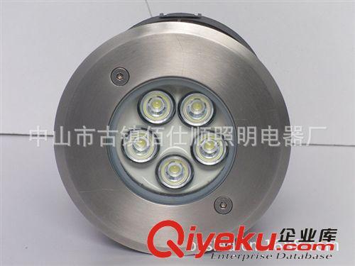 LED埋地灯 佰仕顺5W埋地灯 5W圆形埋地灯 LED埋地灯 埋地灯厂家直销