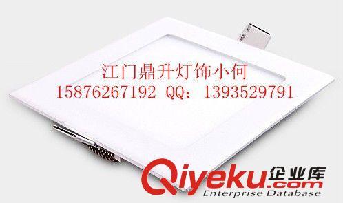 LED面板灯系列(SMD2835) LED平板灯 LED圆形面板灯 LED方形面板灯 大量家居工程LED面板灯