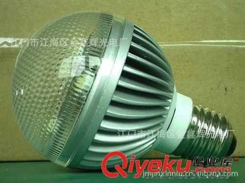 LED其它室内照明系列 厂家供应室内装饰 节能 环保 防眩光 DCDC恒流 5*1W LED球泡灯