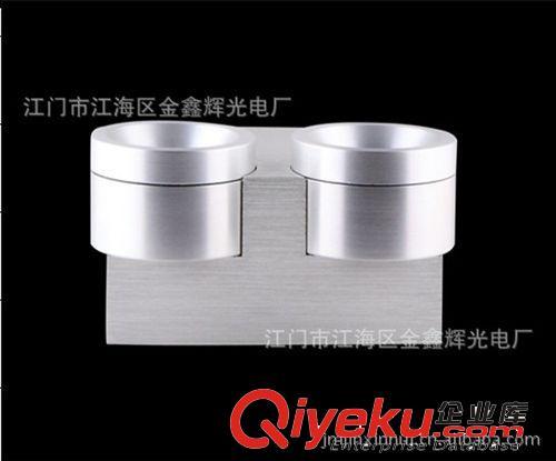 LED其它室内照明系列 江门厂家供应高档酒店 2*2W  LED壁灯