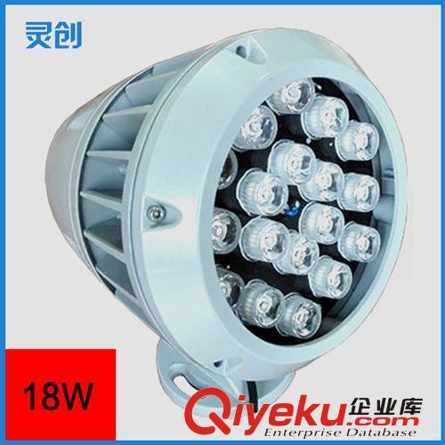 精品推荐 厂家直销led投光灯18w 新款圆形led投光灯 量大价优