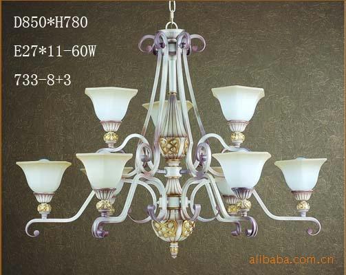 欧式吊灯,e27灯座,环保节能,质量保证,价格从优