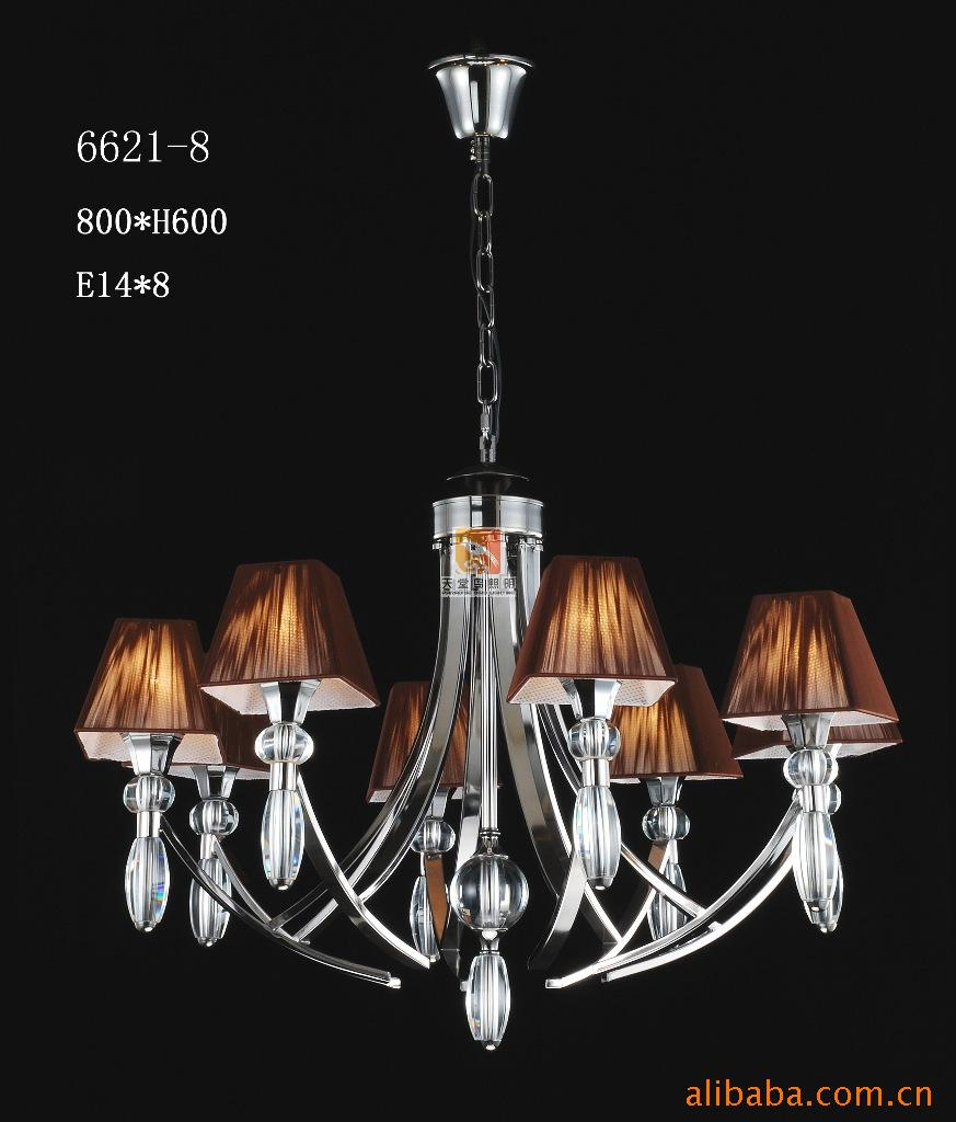 供应现代简欧式吊灯,顶级水晶装饰灯