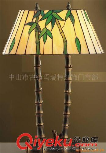 欧式纯手工制作的帝凡尼台灯西班牙风格(图)图片