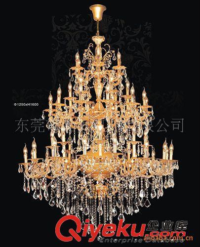 欧式吊灯铜灯, ,全铜灯,压铸水晶灯,蜡烛水晶灯