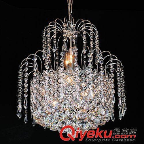 餐吊灯餐厅水晶灯饰创意 客厅卧室门厅阳台灯具 中式简约田园吊灯(图)图片
