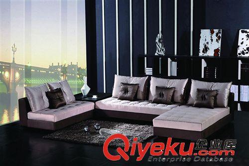 浪度全友曲美风格现代简约沙发