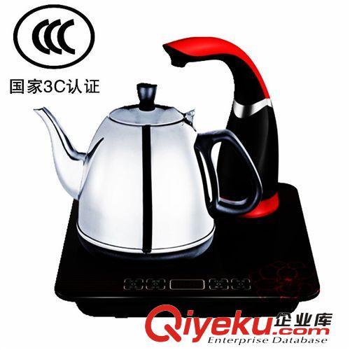 【劲爆价】触摸自动上水电茶壶 电水壶 茶具烧水壶 小家电批发