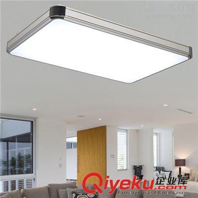 最新款方形led客厅吸顶灯