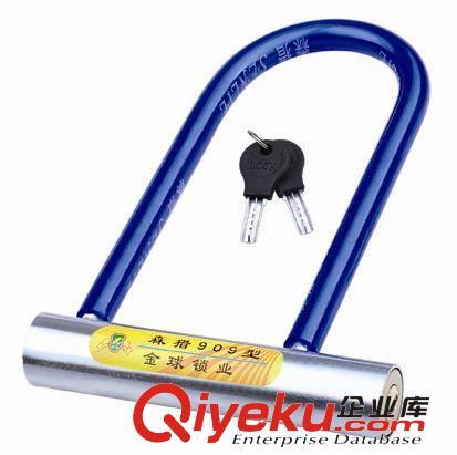 查看森猎909 u型锁 自行车锁 电动单车锁 防盗门锁 电瓶车锁批发原图