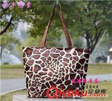055新款时尚多用途休闲超大容量购物袋环保袋加厚装书袋韩版女包