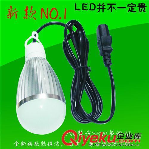 48v电动车专用led球泡灯led夜市灯高清图片