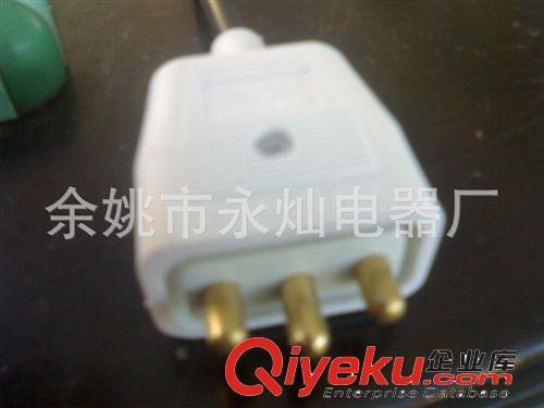 【厂家直销】欧洲家电专用插头插头电源线