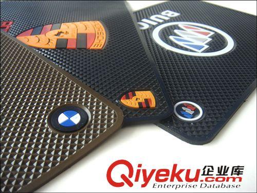 简约高档防滑垫 印汽车标志防滑垫图片由广州市彬成发汽车用品有限