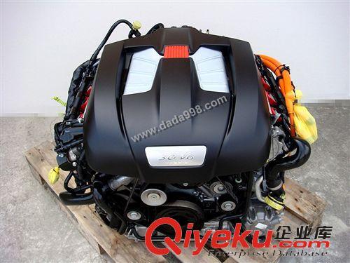 92a保时捷卡宴v6汽车发动机总成3.0油电混合动力 德国二手拆车件