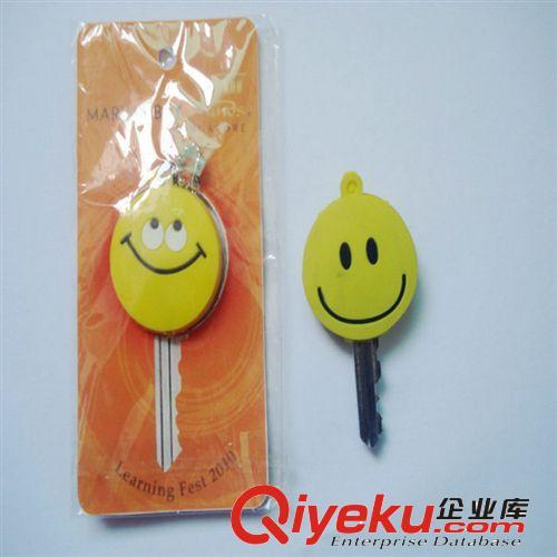 厂家直销pvc软胶灯扣 创意外贸发光软胶灯扣