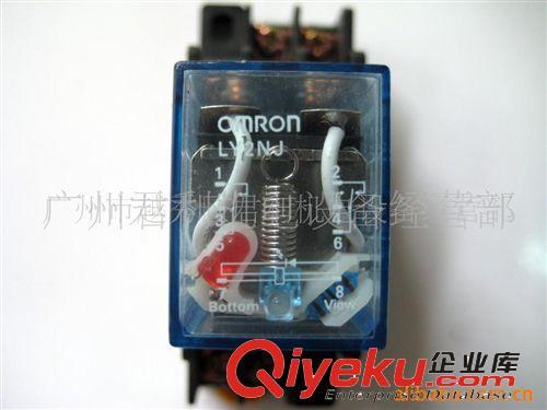 继电器接线方法_欧姆龙继电器接线图