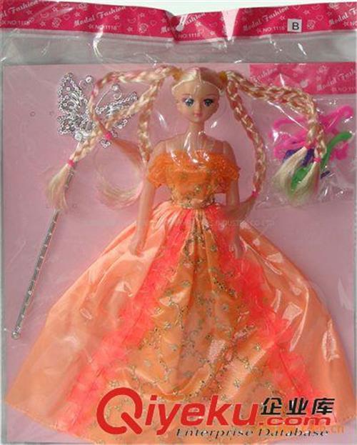 芭比娃娃,空身芭比,空身芭芘配纸卡