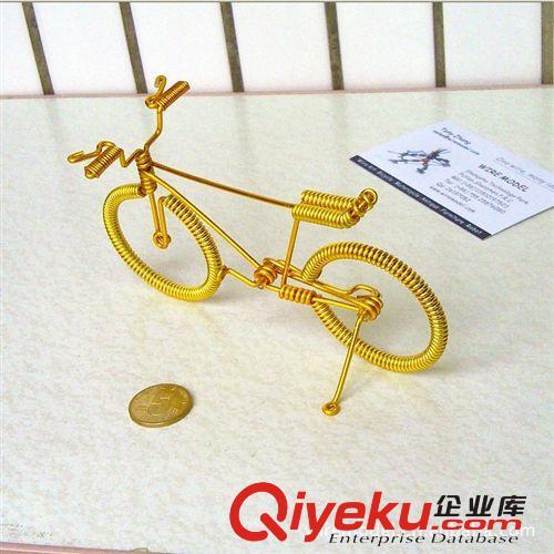 手工自行车 氧化铝丝工艺品 厦门鼓浪屿纪念品 创意货源 铁丝工艺