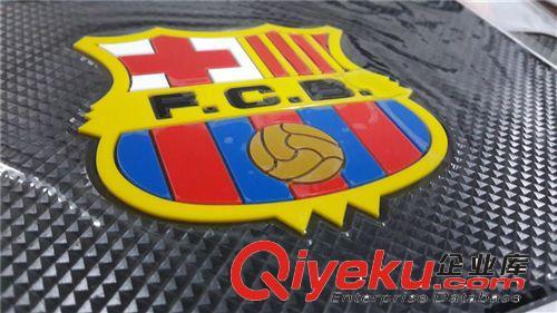 创意足球队防滑垫图片由广州艾仕电子科技有限公司提供,啊森那队徽