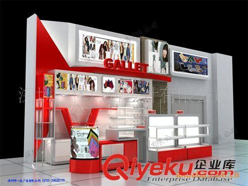 商超专柜,深圳展示柜,产品展柜,形象货架