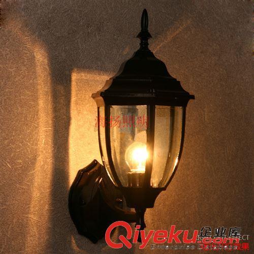 户外灯欧式花园壁灯别墅阳台灯防水景观灯具现代简约