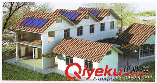 能与建筑一体化_太阳能热水系统与建筑一体化的实践与思考