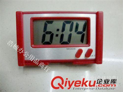车载电子钟表 车用数字电子钟 汽车电子表 电子汽车钟 礼品钟