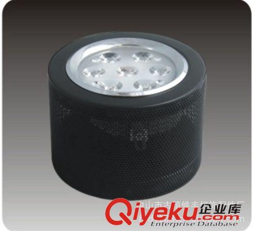 厂家供应明装圆形筒灯 明装筒灯 吊装筒灯 商场专用筒灯