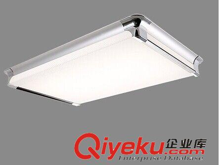 led吸顶灯现代简约长方形客厅卧室书房灯饰图片|led