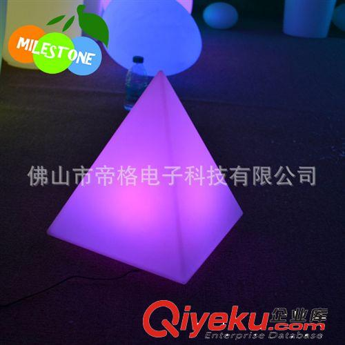 【led金字塔 三角形发光灯