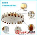 供应水晶灯 吸顶灯 浪漫温馨卧室灯具 经典欧式灯 新品特价批发